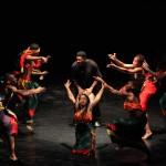 SANO - Choreographer: Darian Parker - Dancers: Erica Alston, Omari Contaste, Shaniya Hyndman,  Qahirah Kibbler, Melissa Moore, Khoudia Ndaw, Raphael Portuondo, Diamond Roach -  Photo: Erin Baiano