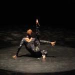 FROM THE MUD BELOW - Choreographer: Abdel R. Salaam - Dancer: Demetria Charles -  Photo: Erin Baiano