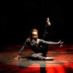 FROM THE MUD BELOW -  Choreographer: Abdel R. Salaam - Instructor: Johari Mayfield (Modern/Ballet) - Damcer: Demetria Charles - Photo: Erin Baiano