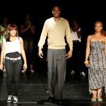 FINAL BOW - Choreographers: Aurelia Michael (Hip-Hop), Darian Parker (African), Johari Mayfield (Modern/Ballet) - Photo: Erin Baiano