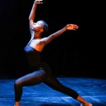 BLUE - Choreographer: Johari Mayfield (Modern/Ballet) - Photo: Erin Baiano