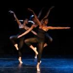 BLUE - Choreographer: Johari Mayfield (Modern/Ballet) - Photo: Erin Baiano
