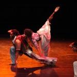 BUFFALO SOLDIERS - Choreographer: Abdel R. Salaam - Dancers: Omari Contaste, Diamond Roach, Raphael Portuondo -  Photo: Erin Baiano