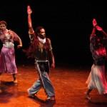 BUFFALO SOLDIERS - Choreographer: Abdel R. Salaam - Dancers: Rasheeda Noel, Omari Contaste, Diamond Roach -  Photo: Erin Baiano