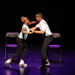 DID I DO THAAAAAT? - Choreographer: Aurelia Michael - Dancers: Symphony English, Raphael Portuondo -  Photo: Erin Baiano