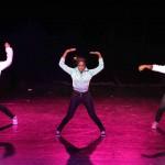 FIREWORK - Choreographer: Aurelia Michael - Dancers: Symphony English, Khoudia Ndaw, Erica Alston -  Photo: Erin Baiano