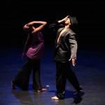 TANGO SUITE - Choreographer: Johari Mayfield - Dancers: Shaniya Hyndman, Raphael Portuondo -  Photo: Erin Baiano