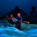 WADE IN THE WATER - Choreographer: Johari Mayfield  -  Dancers: HCZCC 5th Grade Institute, HCZCC Lincoln -  Photo: Erin Baiano