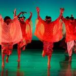 LAMBA - Choreographer: Darian Parker - Dummers: Frank Malloy III, Frank Malloy IV, Nyemba Seales -  Dancers: HCZ Truce Fitness -  Photo: Erin Baiano