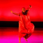 LAMBA - Choreographer: Darian Parker - Dummers: Frank Malloy III, Frank Malloy IV, Nyemba Seales -  Dancers: Forces of Nature Company Member, Denica Abdur-Razzaaq-  Photo: Erin Baiano