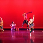 KONKOBA - Choreographer: Darian Parker - Dummers: Shayshahn MacPherson, Senfu Stoney -  Dancers: HCZCC/PA1 - Photo: Peter Dressel